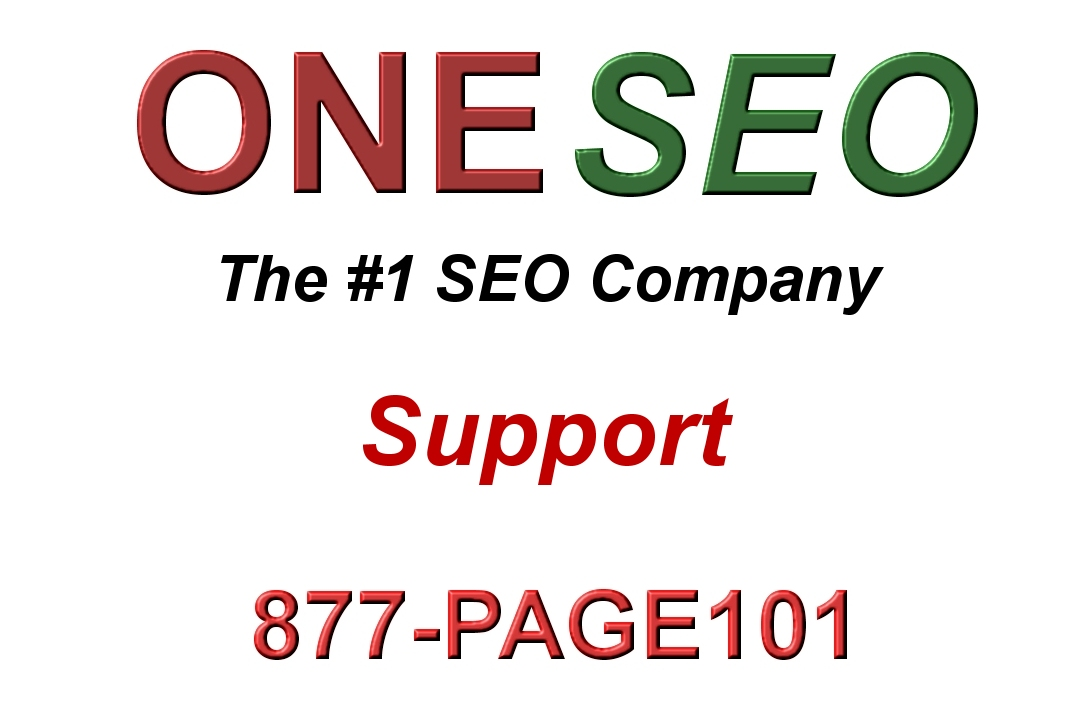 ONE SEO SUPPORT